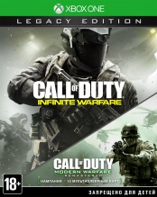 Call of Duty: Infinite Warfare Legacy Edition (XboxOne)