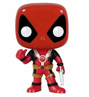 Фигурка Funko POP Marvel – Deadpool ThumbsUp (RD) (Exc) (25 см.) фото