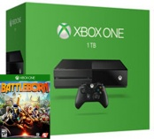 "Xbox One 1TB ""Game replay"" + Battleborn [Xbox One, русские субтитры]"