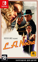L.A.Noire (Nintendo Switch) (GameReplay)