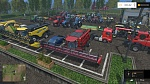 Скриншот Farming Simulator 2015, 1
