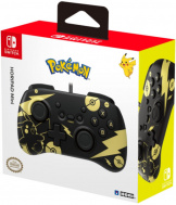 Геймпад Horipad Mini (Pikachu Black & Gold) для консоли Nintendo Switch (NSW-289U)