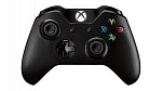 Скриншот Controller Wireless Black + Cable for Windows (XboxOne), 2