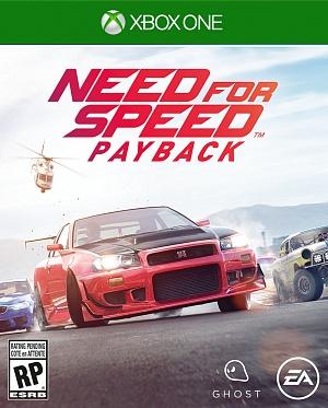 Need for Speed: Payback. Стандартное издание (XboxOne)