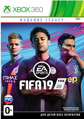 FIFA 19. Legacy Edition (Xbox 360) (GameReplay)