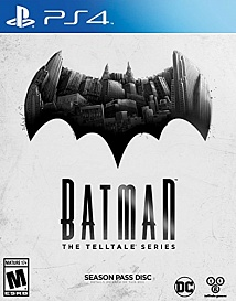 Batman: Telltale series (PS4)