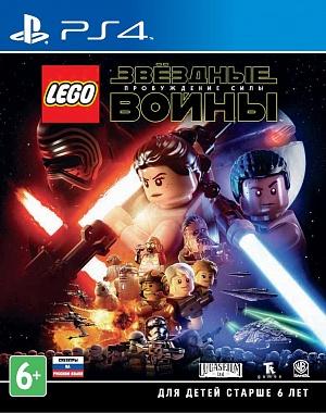 LEGO Звездные войны: Пробуждение Силы (PS4)