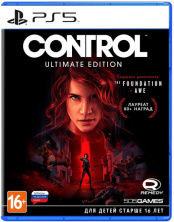 Control. Ultimate Edition (PS5)