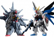 Фигурка FW Gundam Converge Collection: Freedom & Providence (6 см)