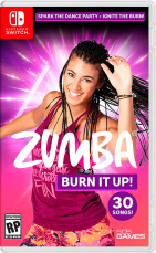 Zumba: Burn It Up! (Nintendo Switch)