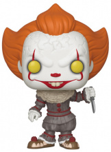 Фигурка Funko POP  IT Chapter 2 – Pennywise w/ Blade (40632)