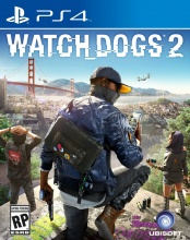 Watch Dogs 2(PS4) (GameReplay)