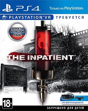 Пациент   The Inpatient (только для VR) (PS4) от GamePark.ru