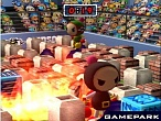 Скриншот Bomberman Hardball, 4
