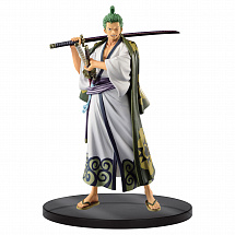 Фигурка One Piece The Grandline Men – Wanokuni Zoro (39846)