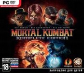 Mortal Kombat. Komplete Edition (PC-Jewel)