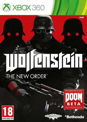 Wolfenstein: The New Order (Xbox360) (GameReplay) фото