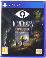 Little Nightmares. Complete Edition (PS4)