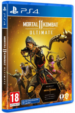 Mortal Kombat 11 – Ultimate (PS4)