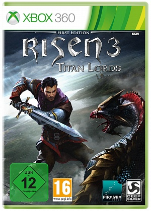 Risen 3: Titan Lords (Xbox360) (Б/У)