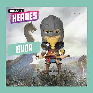 Фигурка Ubisoft Heroes –  Eivor (Male)