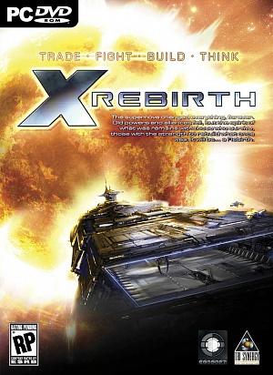 X Rebirth (PC) от GamePark.ru