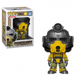 Фигурка Funko POP Games: Fallout 76 – Vault Dweller (Male) Excavator Power Armor