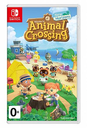 Animal Crossing: New Horizons (Nintendo Switch) фото