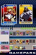 Скриншот SNK vs. Capcom Card Fighters DS, 4
