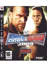 WWE SmackDown! vs. RAW 2009 (PS3)