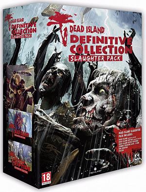 Dead Island Definitive Edition Slaughter pack, Коллекционное издание  (PS4) от GamePark.ru