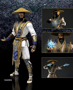Фигурка Mortal Kombat X Raiden