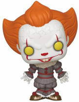 Фигурка Funko POP  IT Chapter 2 – Pennywise w/ Open Arms (40627)