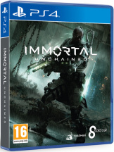 Immortal: Unchained Стандартное издание (PS4)
