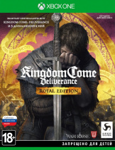 Kingdom Come Deliverance - Royal Edition (Xbox One)