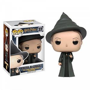 Фигурка Funko POP! Vinyl: Harry Potter: Professor McGonagall 10989 от GamePark.ru