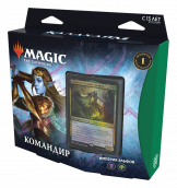 Magic: The Gathering – Колода Commander Deck: Империя эльфов издания Калдхайм (на русском языке)