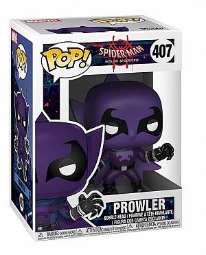 Фигурка Funko POP! Bobble: Marvel: Animated Spider-Man: Prowler 33980