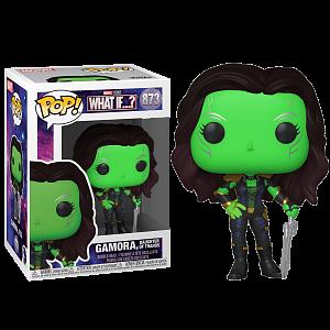 Фигурка Funko POP! Bobble Marvel What If Gamora 55814 (56938)
