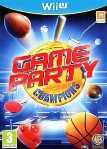 Game Party Champions (Wii U)