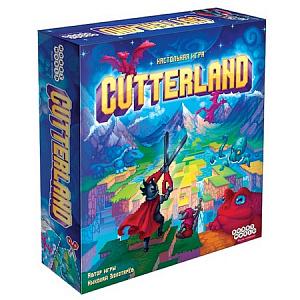 Настольная игра Cutterland фото