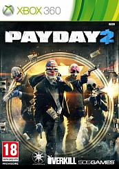 Payday 2 (Xbox360) (GameReplay)