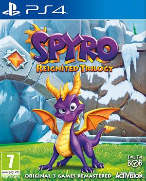 Spyro Reignited Trilogy (PS4) фото