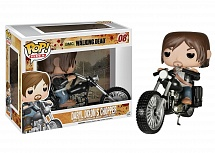 Фигурка Funko POP! Rides: The Walking Dead: Daryl Dixon's Chopper