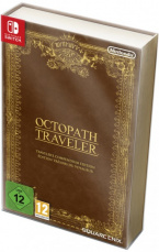Octopath Traveler: Traveler's Compendium Edition (Nintendo Switch)