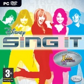 Disney. Sing IT PC-DVD (Jewel)