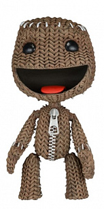 Фигурка LittleBigPlanet Sackboy Happy 17 см