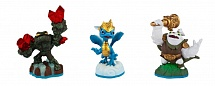 Набор из 3 фигурок Skylanders Imaginators №2 (Prism Break/Whirlwind/Zoo Lou).