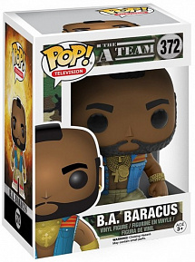 Фигурка Funko POP! Vinyl: The A-Team: B.A. Baracus 6426
