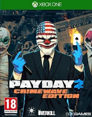 Payday 2 Crimewave Edition (XboxOne)